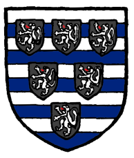 Coat of Arms, Marquess of Exeter